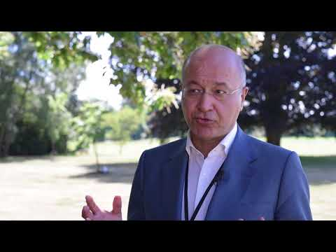 Dr Barham Salih Interview with the Iraq Britain Business Council