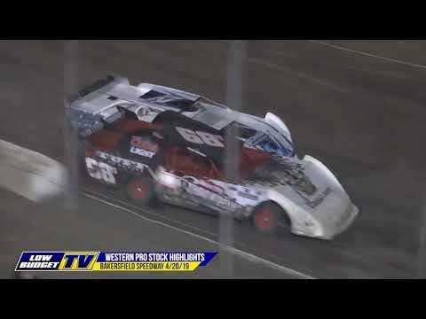 RECAP: Bakersfield Speedway - 4/20/19