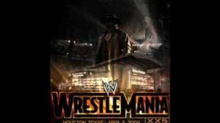 Wrestlemania 25 theme song