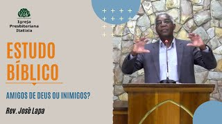 Estudo Bíblico (03/09/2020) - Igreja Presbiteriana Itatiaia