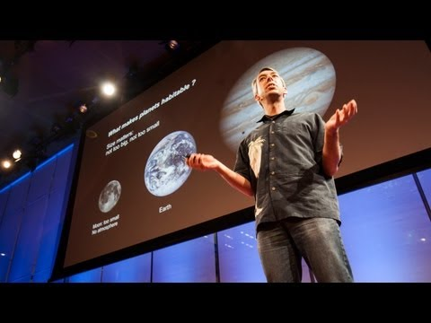 Video image: The search for other Earth-like planets - Olivier Guyon