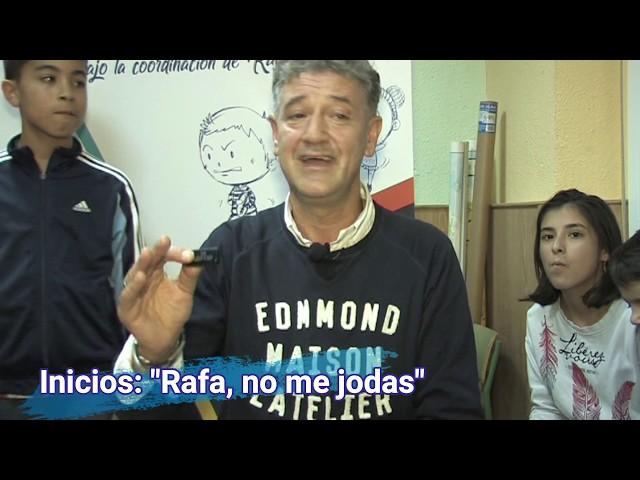 A fondo con Rafa Guerrero