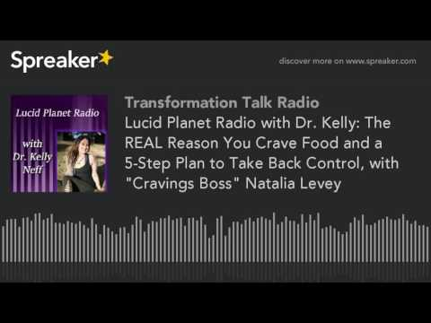 Lucid Planet Radio with Dr. Kelly: The REAL Reason You Crave Food and a 5-Step Plan to Take Back Con