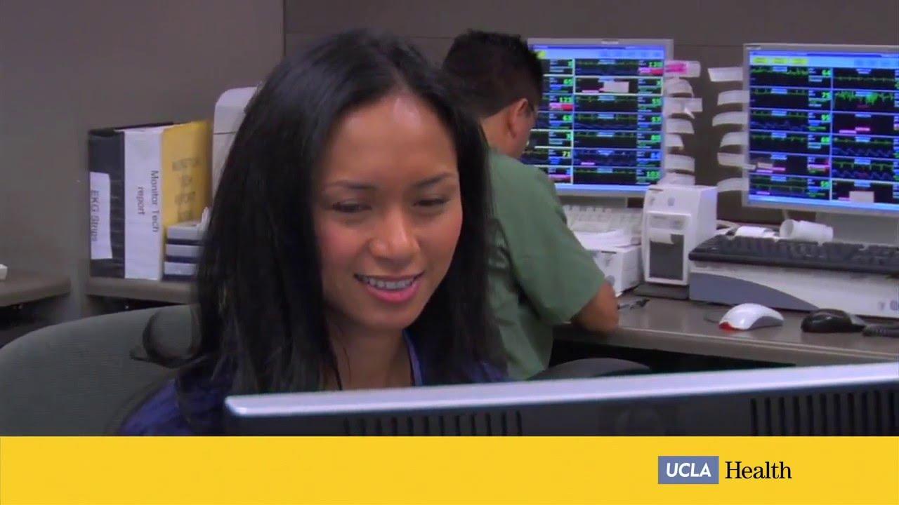 Marianne, RN - Cardiothoracic Surgery Unit | UCLA Health Careers