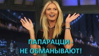 """""""Мария ШАРАПОВА: «Крики на корте - мой «ТАЛИСМАН»"""""""