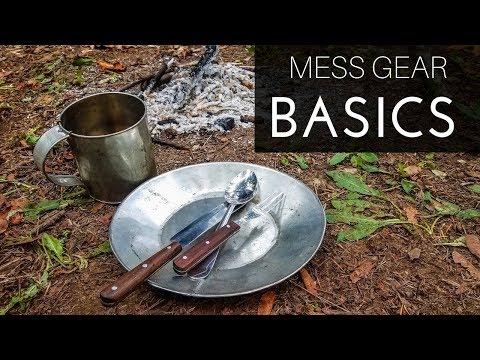 Civil War Mess Gear 101