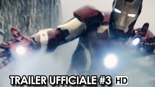 Avengers: Age of Ultron Trailer Ufficiale Italiano #3 (2015) Joss Whedon Movie HD