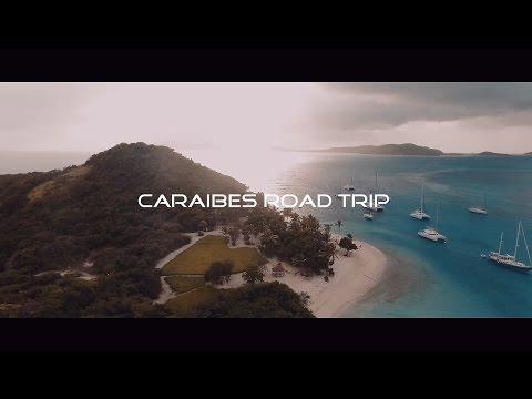 Road Trip in Caraïbes Island Dreamtime Aerostudio / Martinique / Sainte Lucie / Bequia / Tobago Cays
