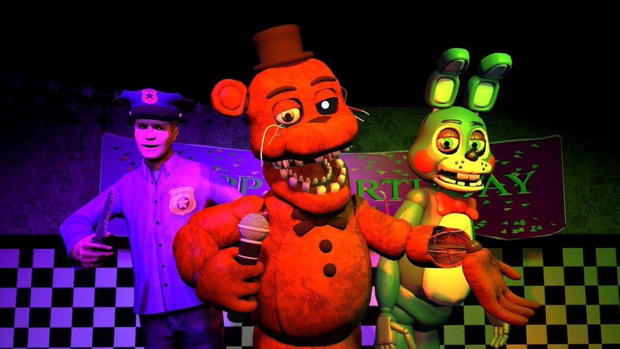 Five nights at freddys sfm