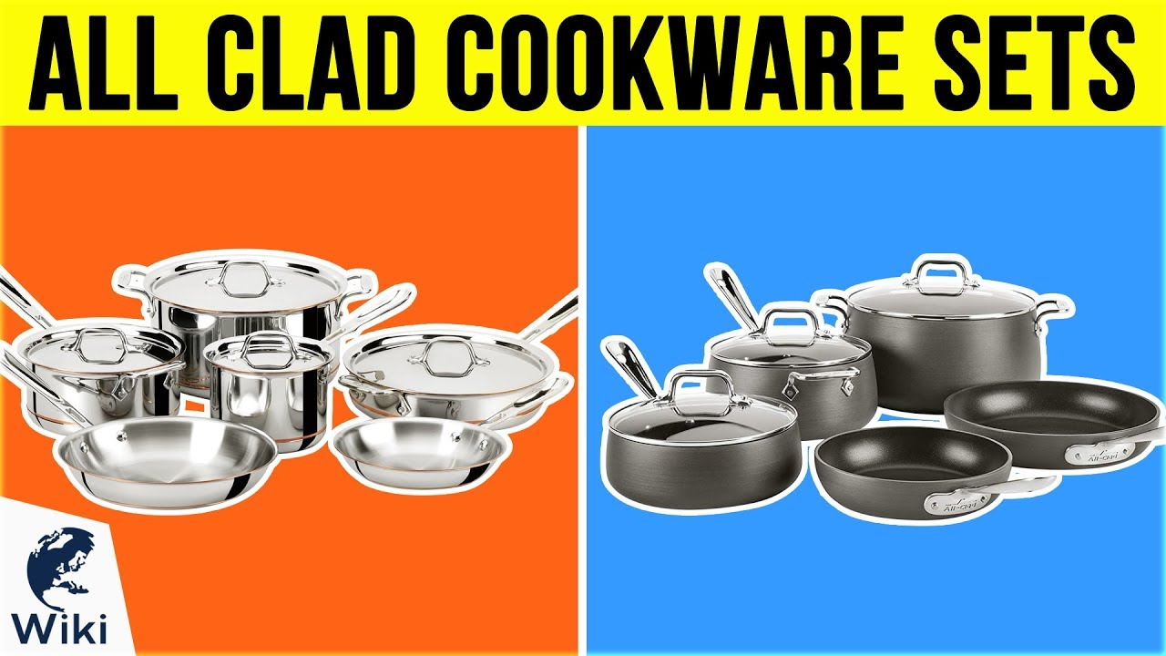 10 Best All Clad Cookware Sets 2019