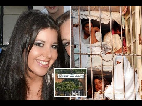 Drug Brit Laura Plummer collapses after being handed 'shock' prison sentence by Egyptian