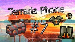 LP. Terraria Phone 7 Адские слитки и новая броня