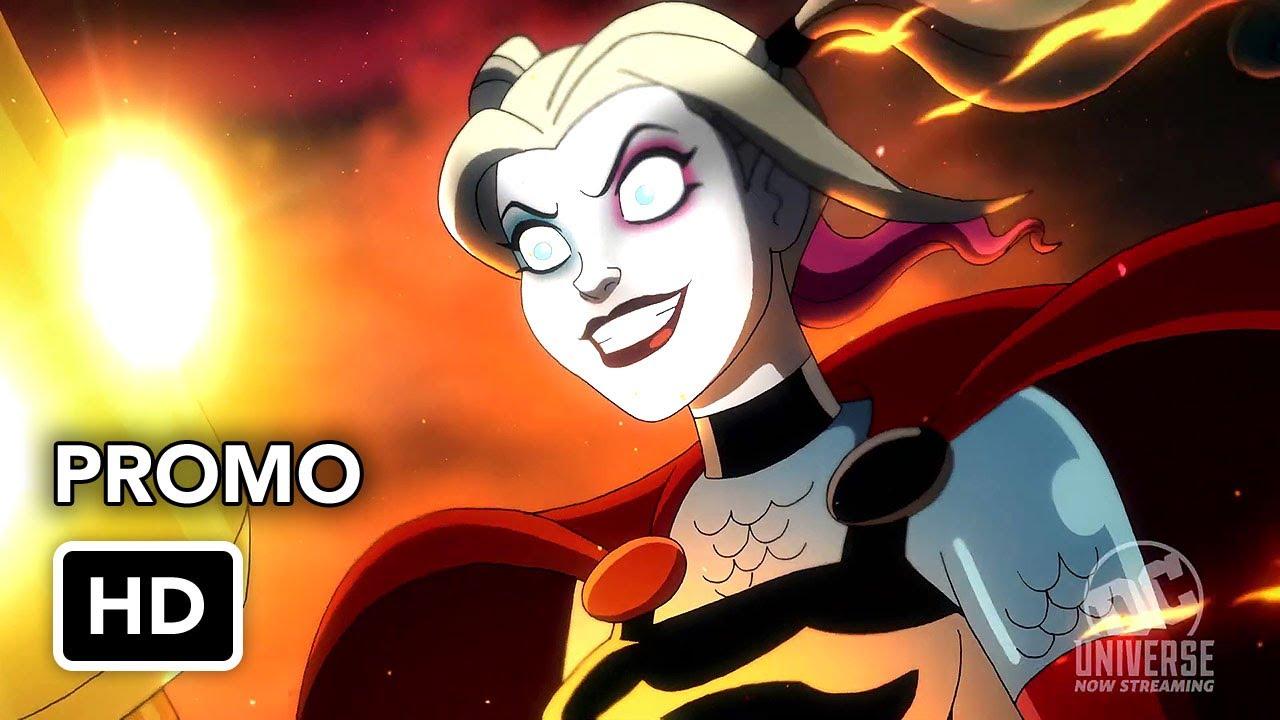 Harley Quinn 2x08 Promo
