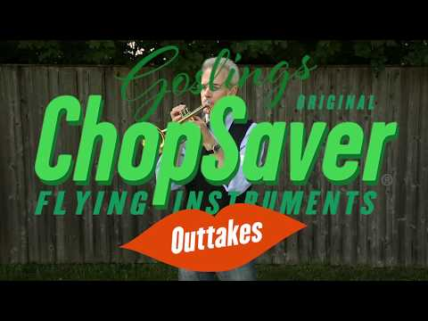 The ChopSaver Flying Instruments Video - Outtakes