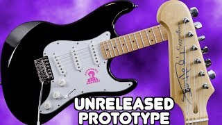The Unreleased Prototype - Gibson/Hendrix Stratocaster Found! In Depth Review + Demo