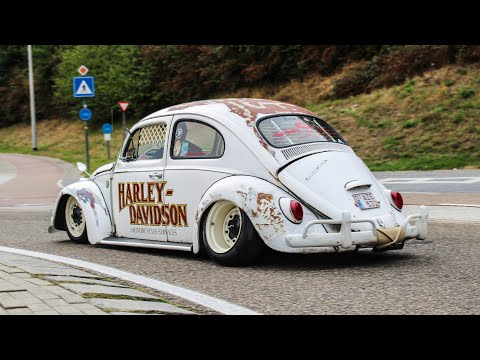 Modified VW Beetle Compilation | accelerations, sounds, scrapes