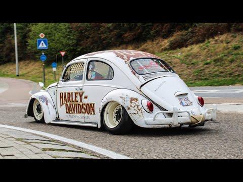 Modified VW Beetle Compilation   accelerations, sounds, scrapes