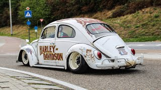 Modified VW Beetle Compilation | accelerations, sounds, scrapes