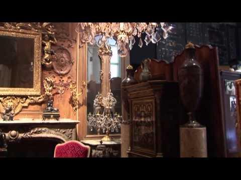 Antique Galleries Screener