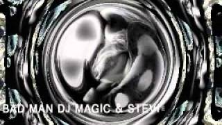 DJ MAGIC FET THE LEGEND MC STEVIE HYPER D