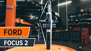 Lær hvordan almindelige reparationer udføres på Ford Focus 2 da – PDF instruktioner og videolæringer