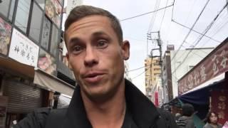 Ryan's Travels - Layover: Tokyo pt 1