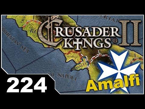 Crusader Kings 2 - Republic of Amalfi EP224