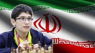 El Niño de Irán que desafió y arriesgó ante Magnus Carlsen Alireza Firouzja