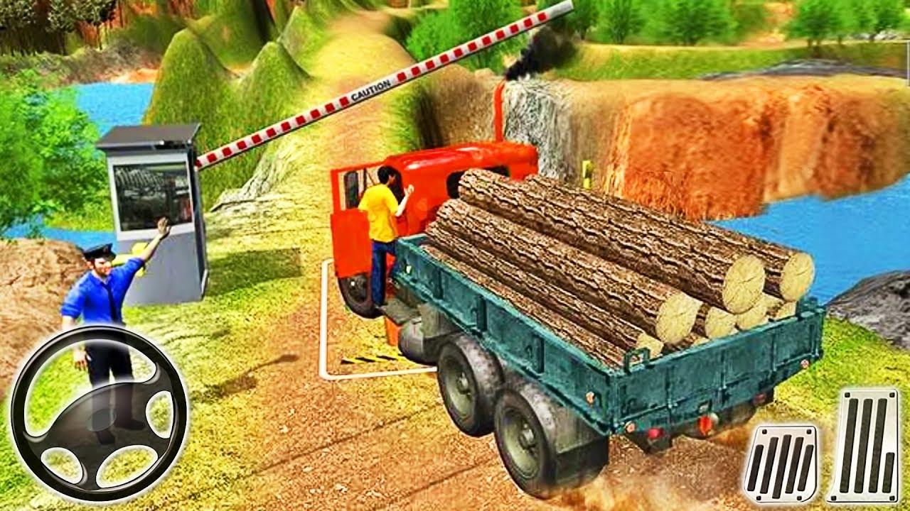 Offroad Transport Truck Driving Jeep Driver 2019 Android