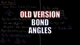 computational chemistry bond angles