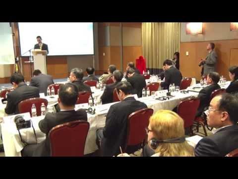 Zeng Kai Zhang beszéde / Europe - Guangzhou Business Week 2014.09.01.