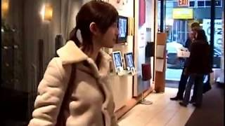 広末涼子はニューヨークは買い物をする。