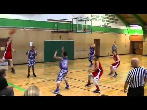 Yelm Vs Xtreme Ballers (Fall Basketball League)