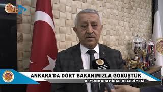 BAŞKAN ZEYBEK ANKARA'DAN HEYBESİ DOLU DÖNDÜ