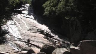 Ranger Minutes:  Waterfalls