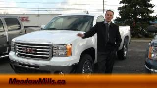 Addison Meadow Mills Buick GMC - 2010 GMC Sierra in Mississauga West