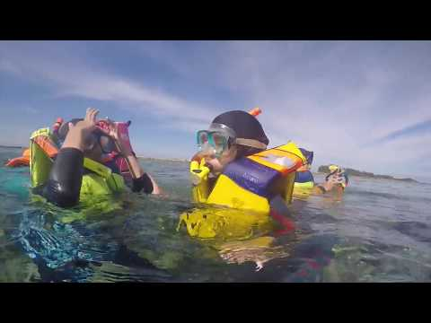 A Trip To Tidung Island - Ocean Transportation