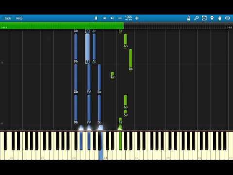 Little Mix - DNA (Sheet Music & Midi!)