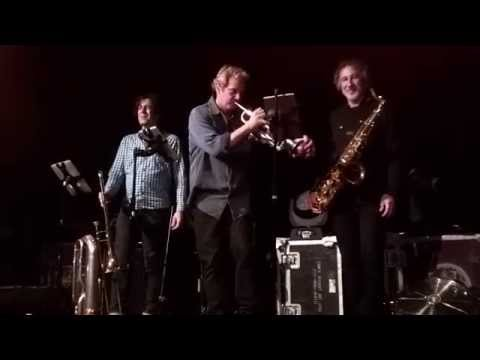 They Might Be Giants - Horn Jam Session (2015-01-25 - Music Hall of Williamsburg)