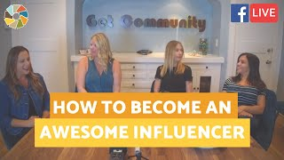 The Ins and Outs of Becoming An Awesome Influencer in Orange County