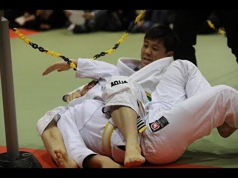 Haru Ohnuma vs Bruno Matsumoto / COPA BULLTERRIER JR 2019