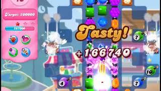 Candy Crush Saga Level 2935 - NO BOOSTERS