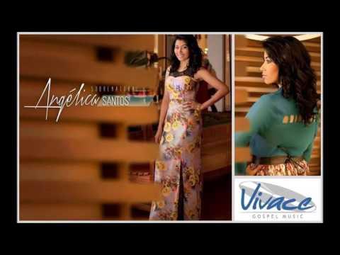 CD Completo Angelica Santos Album Sobrenatural