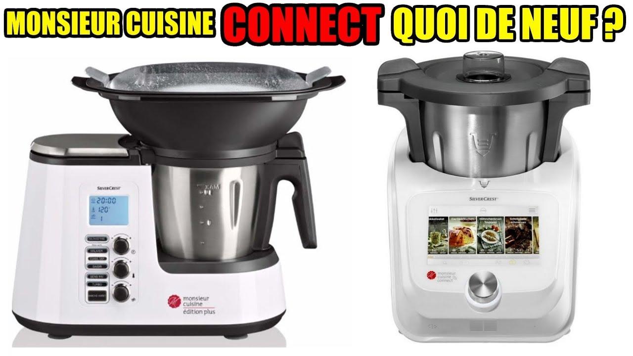 Robot Monsieur Cuisine