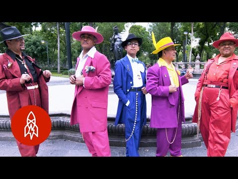 Leading a Revolution Dressed in a Zoot Suit