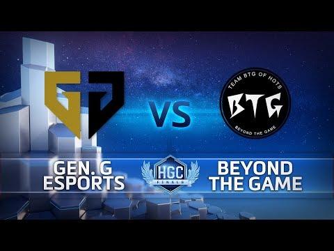 Gen.G esports vs Beyond The Game vod