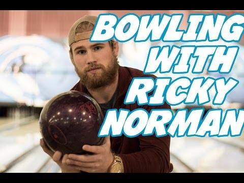 Learn Bowling Tips with Ricky Norman