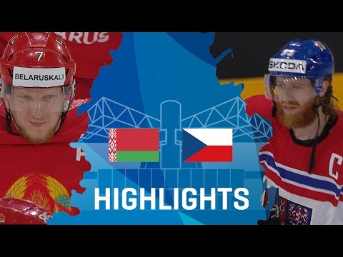 Belarus - Czech Republic | Highlights | #IIHFWorlds 2017