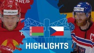 Belarus - Czech Republic | Highlights | #IIHFWorlds 2017