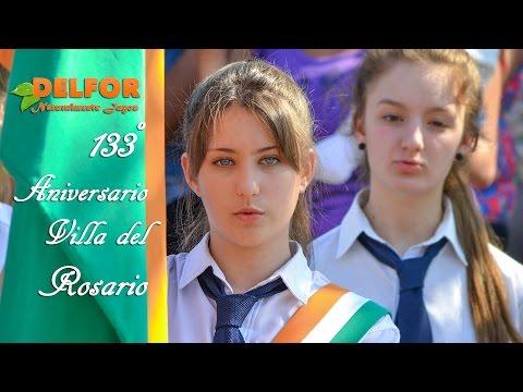 133 ° Aniversario de Villa del Rosario - Entre Ríos Argentina -